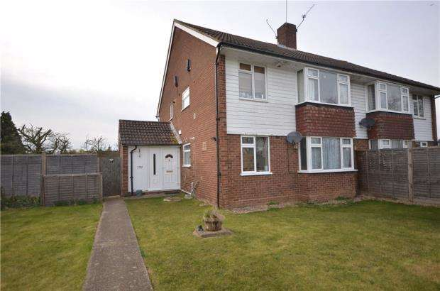 2 Bedrooms Maisonette Flat for sale in Cookham Road, Maidenhead, Berkshire