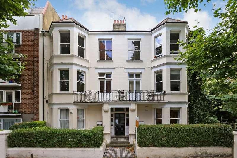 2 Bedrooms Flat for sale in Cranworth Gardens, London SW9