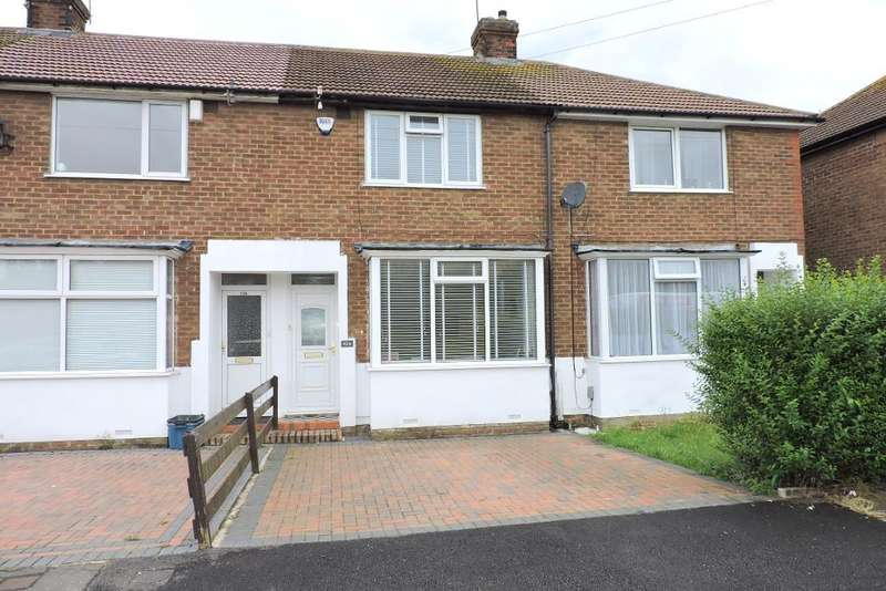 2 Bedrooms Terraced House for sale in Stapleford Road, Luton, Bedfordshire, LU2 8AY