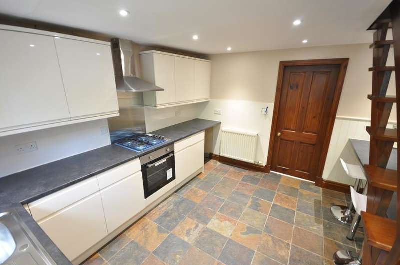 3 Bedrooms Terraced House for sale in Freckleton Street, Kirkham, Preston, Lancashire, PR4 2SP