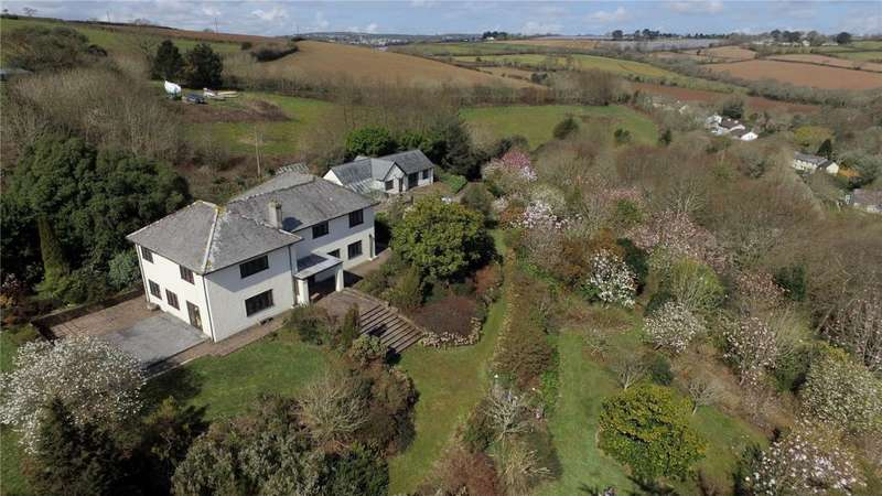 5 Bedrooms Detached House for sale in Port Navas, Constantine, NR. FALMOUTH