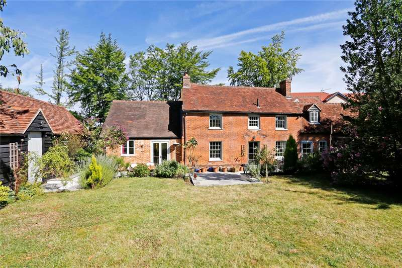 4 Bedrooms Semi Detached House for sale in The Row, Lane End, Buckinghamshire, HP14