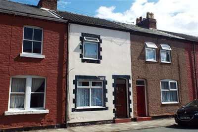 2 Bedrooms Terraced House for rent in Walker Street, Hoylake