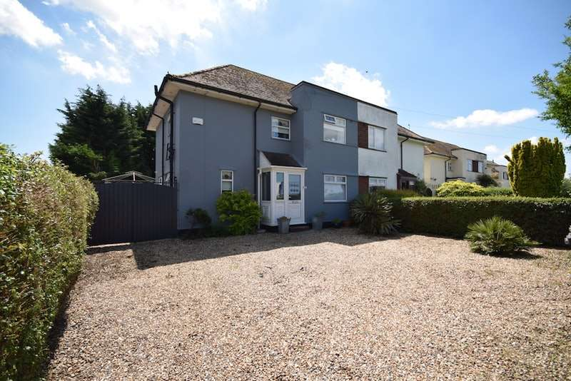 3 Bedrooms Semi Detached House for sale in Stirling way, Ramsgate, Kent, CT12