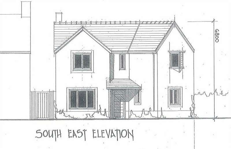 Detached House for sale in Ladyhill Close, Usk, Monmouthshire, NP15