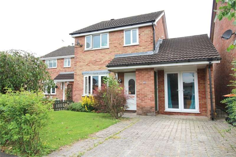 3 Bedrooms Detached House for sale in Blackthorn Grove, Caerleon, Newport, NP18
