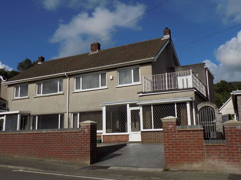 4 Bedrooms Semi Detached House for sale in Willow Way, Baglan, Port Talbot, Neath Port Talbot. SA12 8TP
