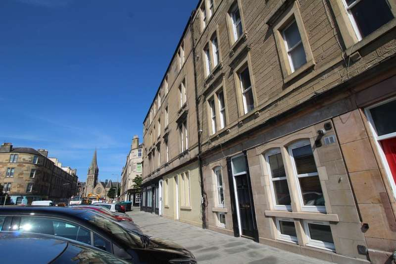2 Bedrooms Flat for sale in Iona Street, Edinburgh, EH6