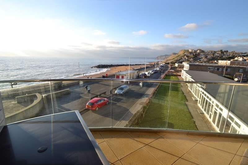 2 Bedrooms Flat for sale in West Bay (Sea Views)