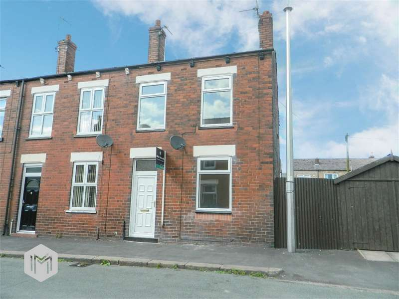3 Bedrooms End Of Terrace House for sale in Wharncliffe Street, Hindley, Wigan, Lancashire