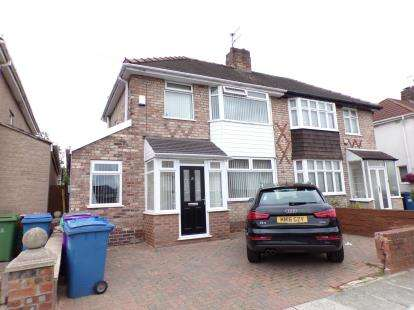 3 Bedrooms Semi Detached House for sale in Francis Way, Liverpool, Merseyside, L16