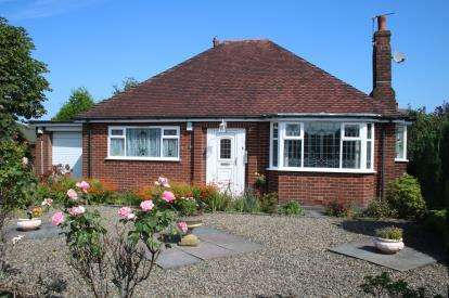 2 Bedrooms Bungalow for sale in Lytham Road, Fulwood, Preston, Lancashire, PR2