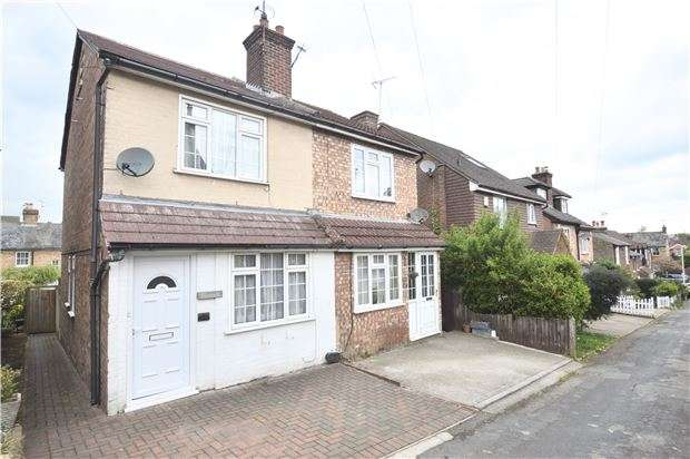 3 Bedrooms Semi Detached House for sale in Bethel Road, SEVENOAKS, Kent, TN13 3UE