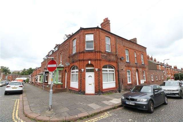 4 Bedrooms Flat for sale in Ashley Street, Carlisle, Cumbria, CA2 7BD