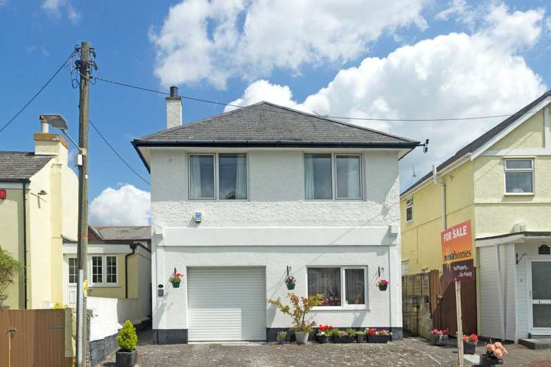 4 Bedrooms Detached House for sale in Lake Road, Plymstock, PL9 9RA