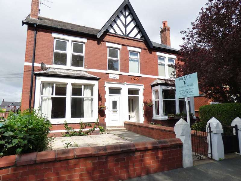 4 Bedrooms Semi Detached House for sale in Oxford Road, Ansdell, Lytham St Annes