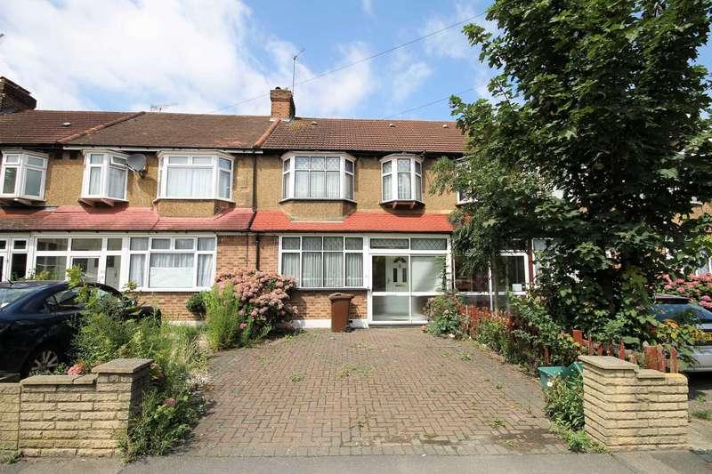 3 Bedrooms Terraced House for sale in Links Avenue, Morden