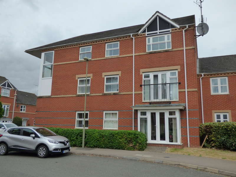 2 Bedrooms Flat for sale in Alma Road, Banbury