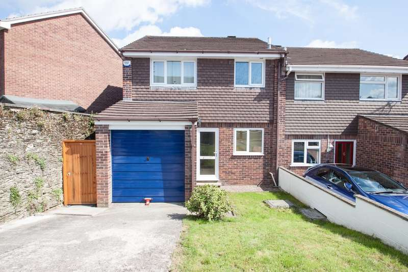 3 Bedrooms Semi Detached House for sale in Tamerton Foliot, Plymouth