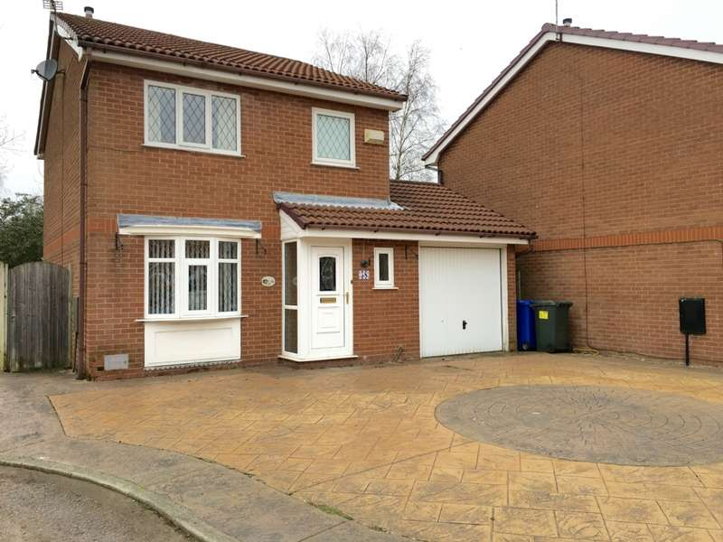 3 Bedrooms Detached House for sale in The Cedars Eves Green Chorley