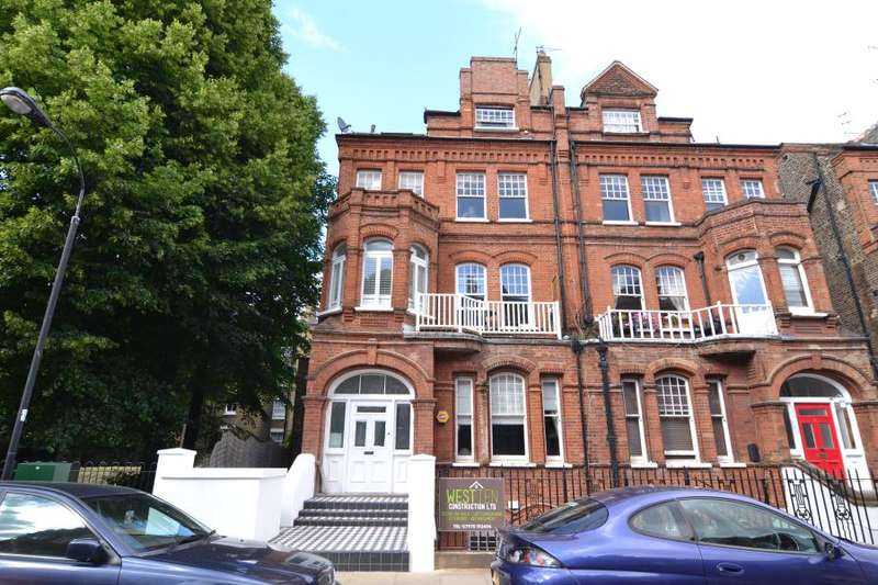 2 Bedrooms Flat for sale in Mornington Avenue, W14