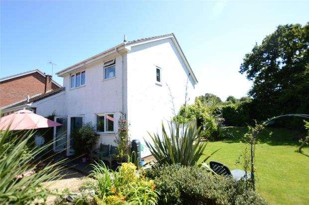3 Bedrooms End Of Terrace House for sale in Meadow Park, Ipplepen, Newton Abbot, Devon