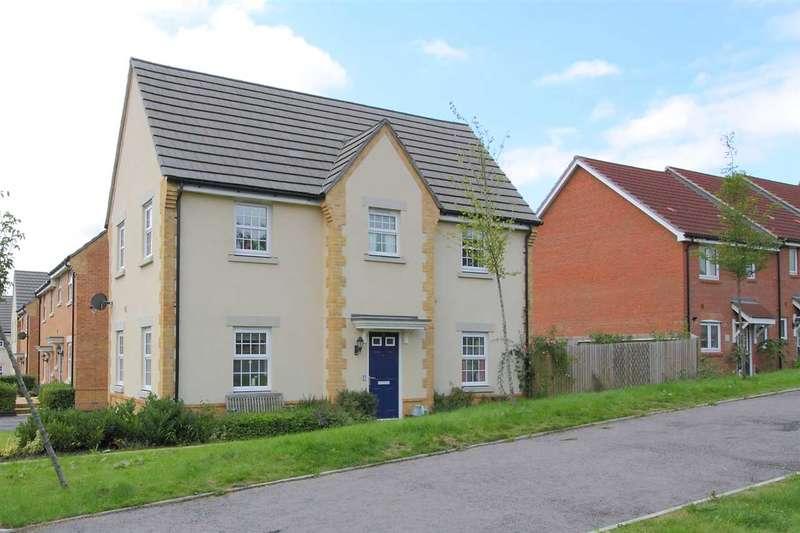 3 Bedrooms Link Detached House for sale in Oatway Road, Tidworth