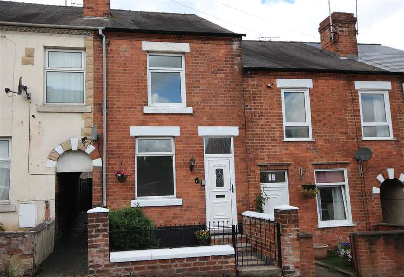 3 Bedrooms Terraced House for sale in Fletcher Street, Heanor
