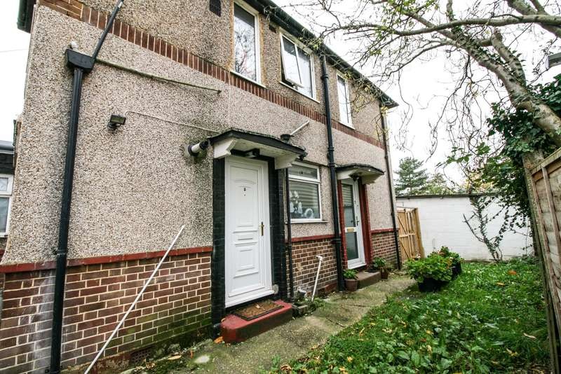 2 Bedrooms Maisonette Flat for sale in Slough