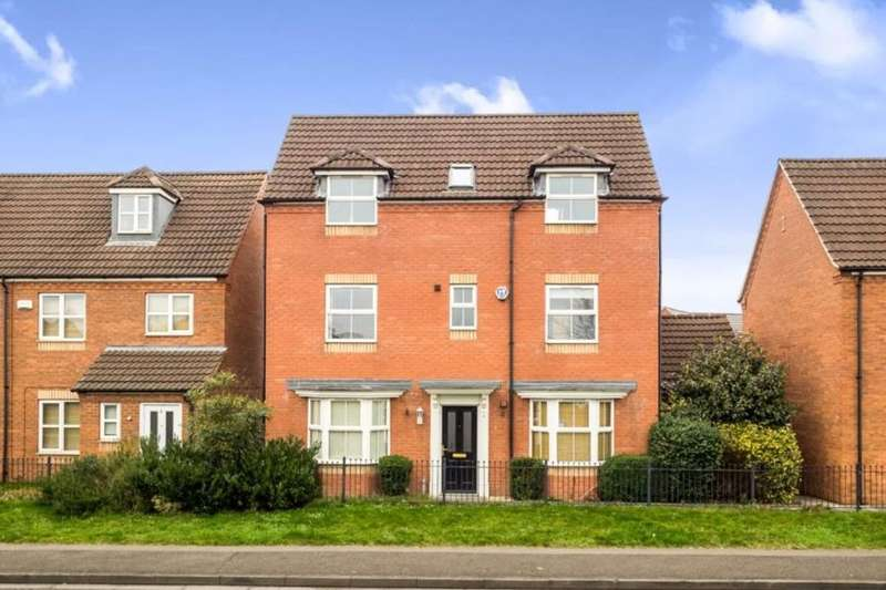 5 Bedrooms Detached House for sale in Swiney Way, Toton, Nottingham, NG9