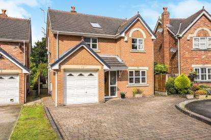 5 Bedrooms Detached House for sale in The Hamlet, Heath Charnock, Chorley, Lancashire