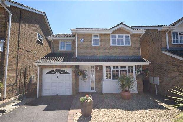 4 Bedrooms Detached House for sale in Kite Hay Close, Stapleton, BRISTOL, BS16 1UW