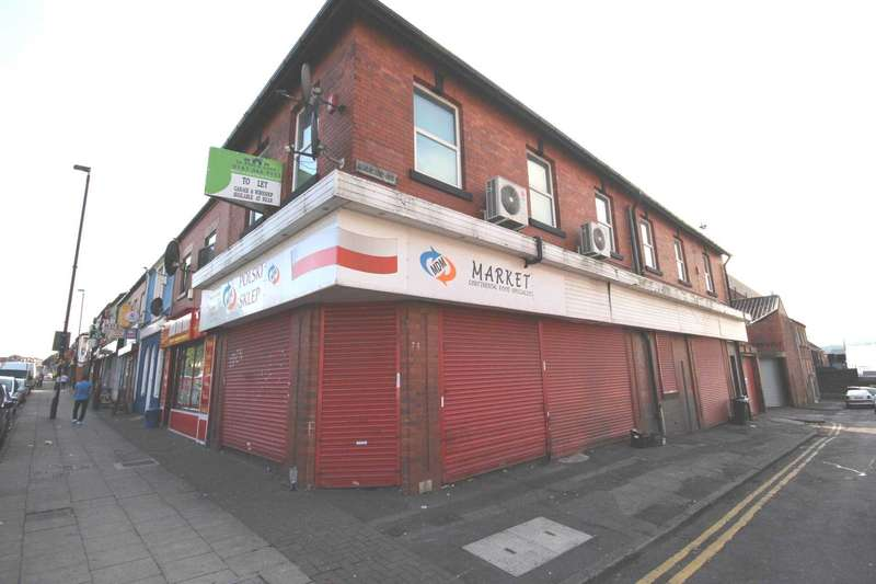 Commercial Property for rent in Derby Street, Daubhill