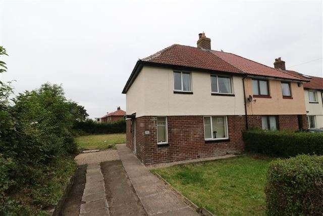 3 Bedrooms Semi Detached House for sale in Orton Road, Carlisle, Cumbria, CA2 7HE
