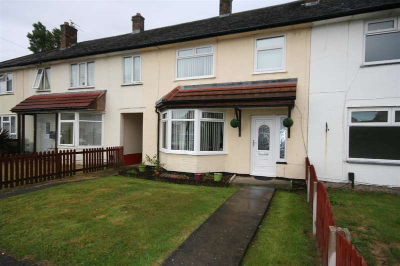 3 Bedrooms Terraced House for sale in Saxon Road, Moreton, Wirral, CH46 8UD