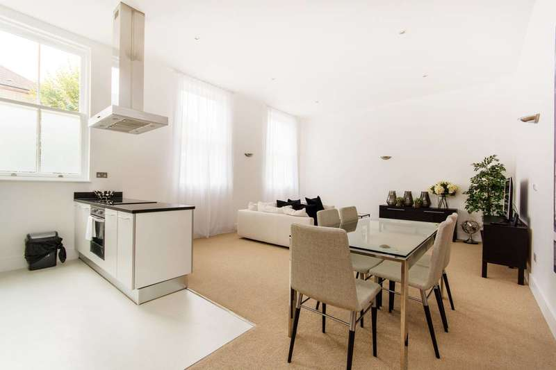 3 Bedrooms House for sale in Yvon House, Battersea Park, SW11