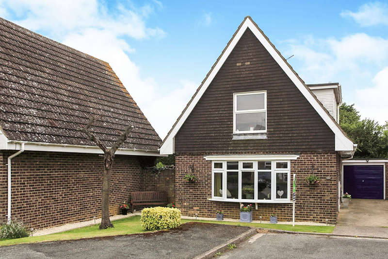 3 Bedrooms Detached House for sale in Panton Close, Deeping St. James, Peterborough, PE6