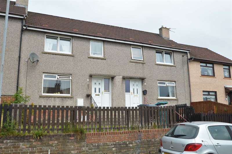 3 Bedrooms Terraced House for sale in Anderson Crescent, Queensieburn, Glasgow