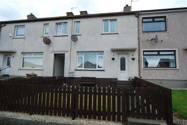 3 Bedrooms Terraced House for sale in Oak Road, Ardrossan