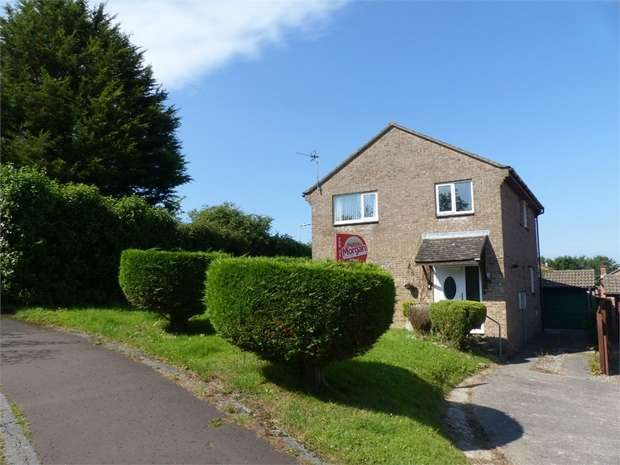 4 Bedrooms Detached House for sale in The Spinney, Brackla, Bridgend, Mid Glamorgan