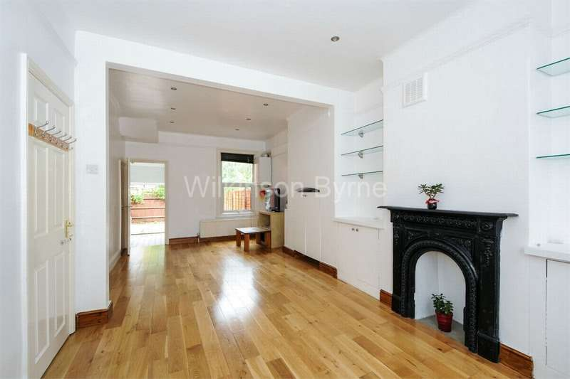 3 Bedrooms Terraced House for sale in Lymington Avenue, Wood Green