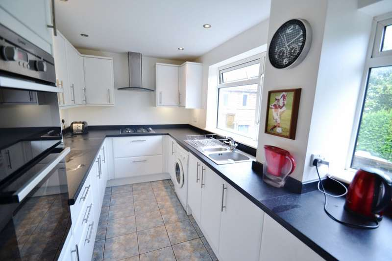 4 Bedrooms Semi Detached House for sale in Swanage