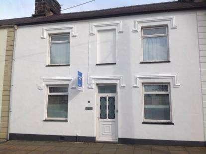 3 Bedrooms Terraced House for sale in Snowdon Street, Porthmadog, Gwynedd, LL49