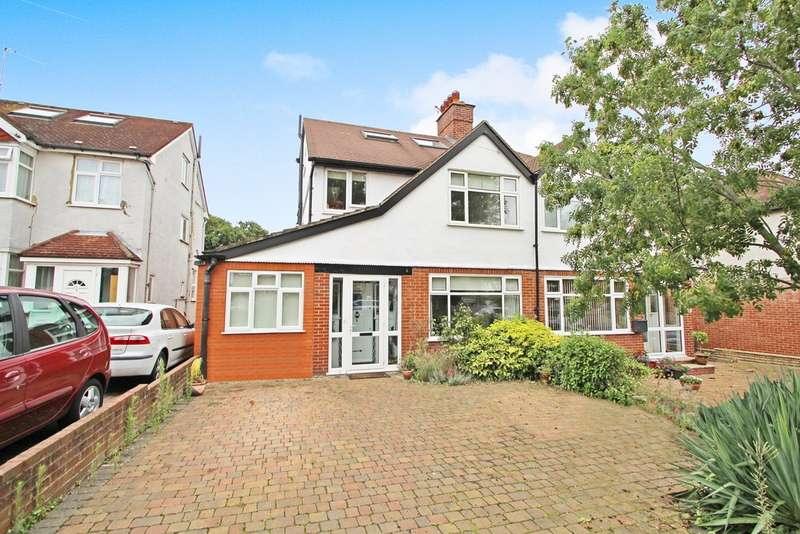 4 Bedrooms Semi Detached House for sale in Collingwood Avenue, Surbiton