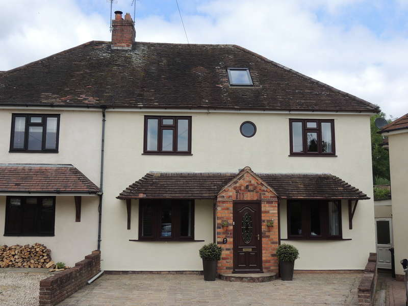 4 Bedrooms Semi Detached House for sale in Marsh Lane, Hampton-In-Arden, Solihull