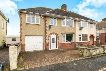 4 Bedrooms Semi Detached House for sale in Weymouth, Dorset