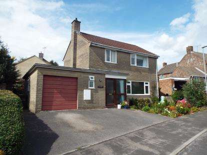 Detached House for sale in Wincanton, Somerset