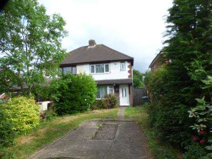 3 Bedrooms Semi Detached House for sale in Lichfield Road, Pelsall, Walsall, West Midlands