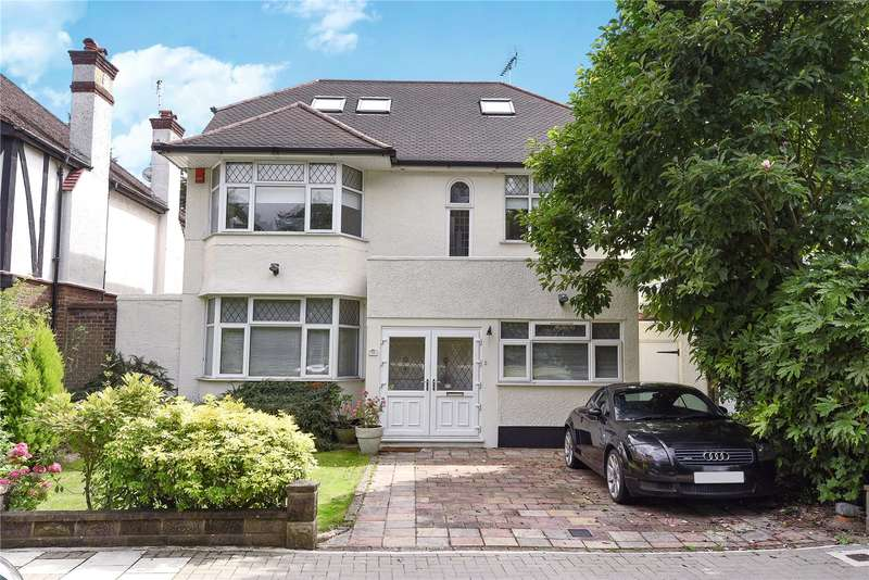 5 Bedrooms House for sale in London Road, Stanmore, HA7