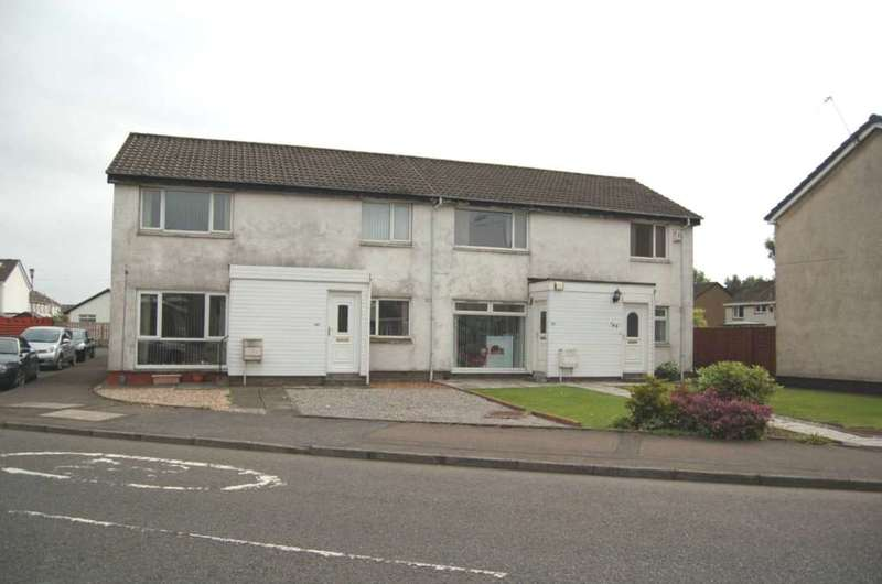 2 Bedrooms Cottage House for sale in Afton Drive,Renfrew,Renfrewshire,PA4 0XH